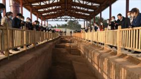 China abre al público el Parque Arqueológico Nacional de Yangshao