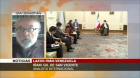 Gil: Alianza Irán-Venezuela, golpe profundo a estrategia de EEUU