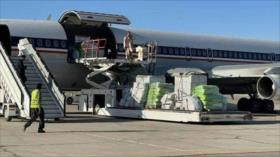 Nuevo lote de ayuda humanitaria de Irán llega a Kandahar, Afganistán