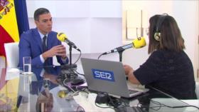 Pedro Sánchez aboga por eliminar inviolabilidad del rey en España