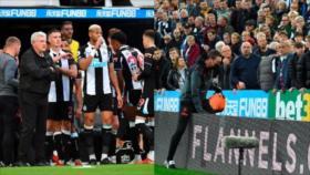 Jugadores de Tottenham salvan la vida de un aficionado