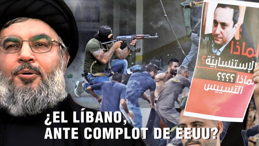 Detrás de la Razón: Líbano ¿ante un nuevo complot foráneo?