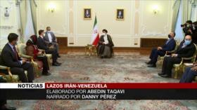 Lazos Irán-Venezuela. Resistencia ante agresión. Estadillo social en Chile - Boletín: 21:30 – 18/10/2021