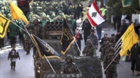 'Hezbolá tiene 100 000 fuerzas preparadas para defender El Líbano'