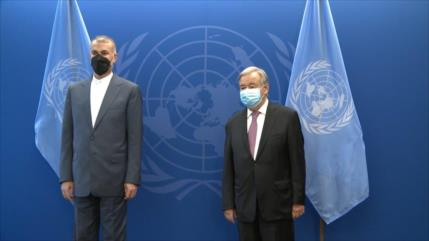 Irán rechaza vinculación de canje de presos con diálogos de Viena