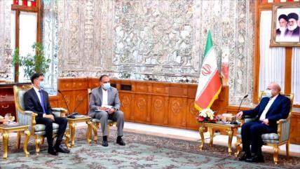 Irán llama a ampliar las cooperaciones económicas con Venezuela