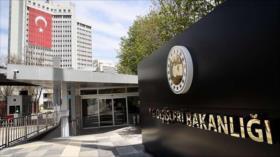 Turquía convoca a 10 embajadores por pedir indulto a preso político