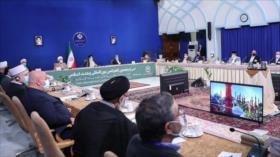 Irán insta a musulmanes a unirse para romper yugo del imperialismo