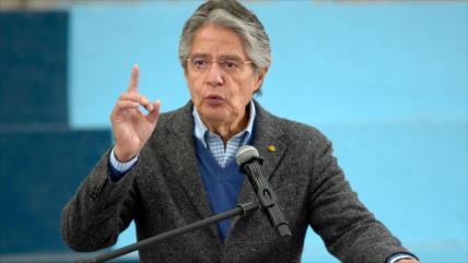 Ejército a la calle: Lasso decreta estado de excepción en Ecuador