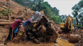 Inundaciones en La India se saldan con 43 muertos