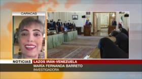 Barreto: Alianza Irán-Venezuela superará coerciones de EEUU