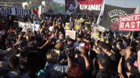 Chile celebra el segundo aniversario del estallido social