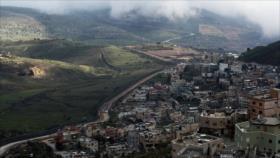 Israel planea construir 7000 viviendas ilegales en el Golán ocupado