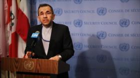 Irán: Israel busca desviar atención de sus crímenes acusando a otros