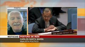 Santa María: debilitamiento de EEUU cesará los crímenes israelíes