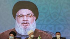 Nasralá: EEUU e Israel buscan sembrar división en el mundo musulmán