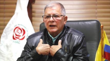 Detienen en México a excomandante de las FARC Rodrigo Granda