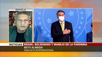 """Senadores brasileños reciben dinero si no votan contra Bolsonaro"""