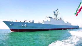 Ejército iraní presentará nuevos submarinos y destructores pesados