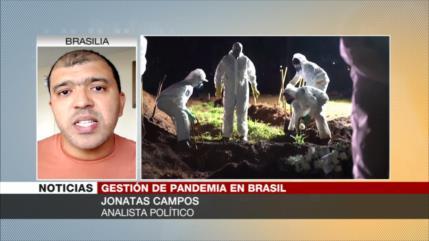 Campos: Pueblo dará respuesta en las urnas a gestión de Bolsonaro
