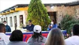 Maduro ensalza proceso de normalizar lazos Venezuela-Colombia