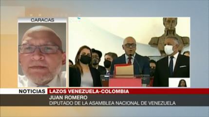 Diputado de AN venezolano detalla negocios Caracas-Bogotá