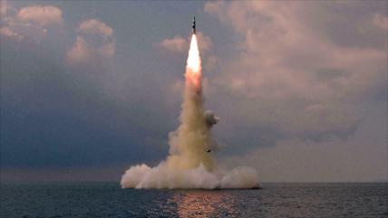 """Pyongyang repudia """"doble rasero"""" de EEUU sobre prueba de misiles"""