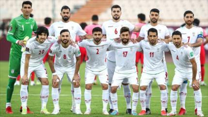 Irán, primero en Asia y el 22.º del mundo en nuevo ranking de FIFA