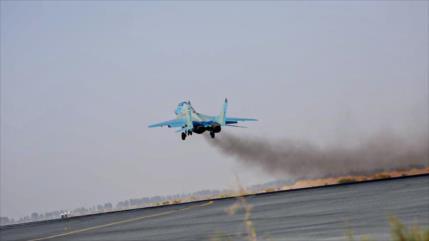Arrancan las maniobras de la Fuerza Aérea del Ejército de Irán