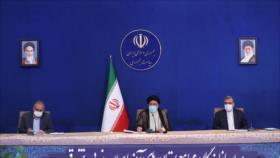 Raisi: Irán no dejará que Israel socave relaciones con sus vecinos
