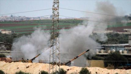 Dos niños y una mujer heridos en ataque de fuerzas turcas en Siria