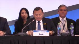 Perú retoma relaciones diplomáticas con Venezuela