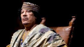 10 años sin Gadafi: Libia, dividida y víctima del caos y guerra