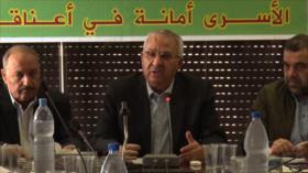 Se celebra en Siria foro para abordar tema de presos palestinos