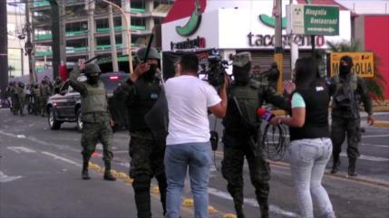 Periodistas hondureños corren peligro en cobertura de elecciones