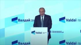 Putin: Crisis energética evidencia que el capitalismo no funciona