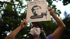 Esposa de Saab tacha de ilegales su detención y secuestro por EEUU