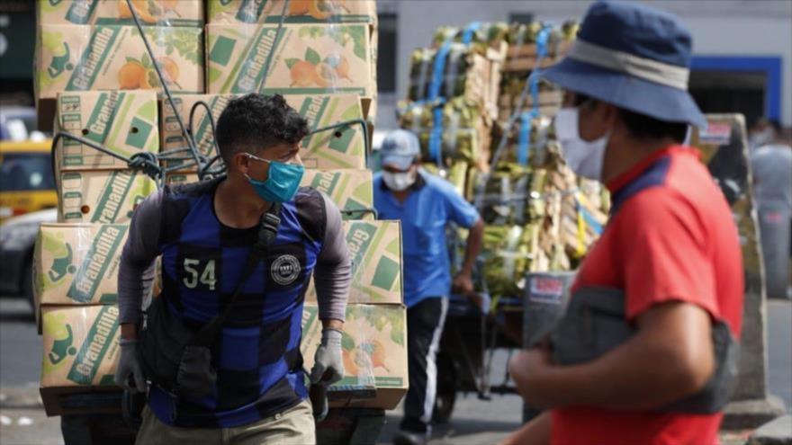 FMI: América Latina tardará años en superar impactos de pandemia