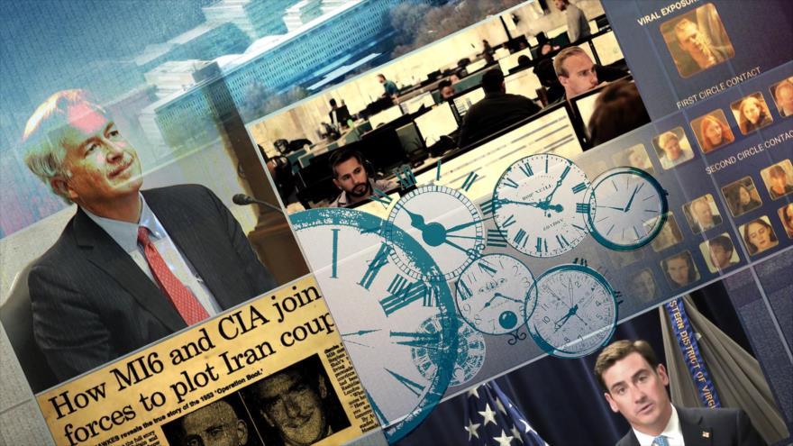10 Minutos: Espías estadounidenses en peligro