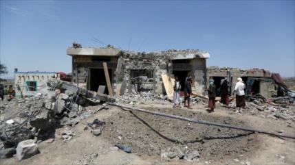 Riad bombardea depósitos de fármacos en Yemen al amparo de la ONU