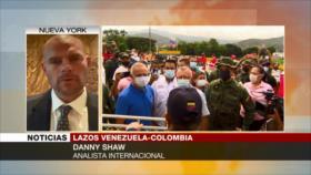 ¿Es posible normalización Colombia-Venezuela?, analiza Danny Shaw