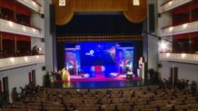 Se celebra en Teherán ceremonia de entrega de Premio Mustafa 2021