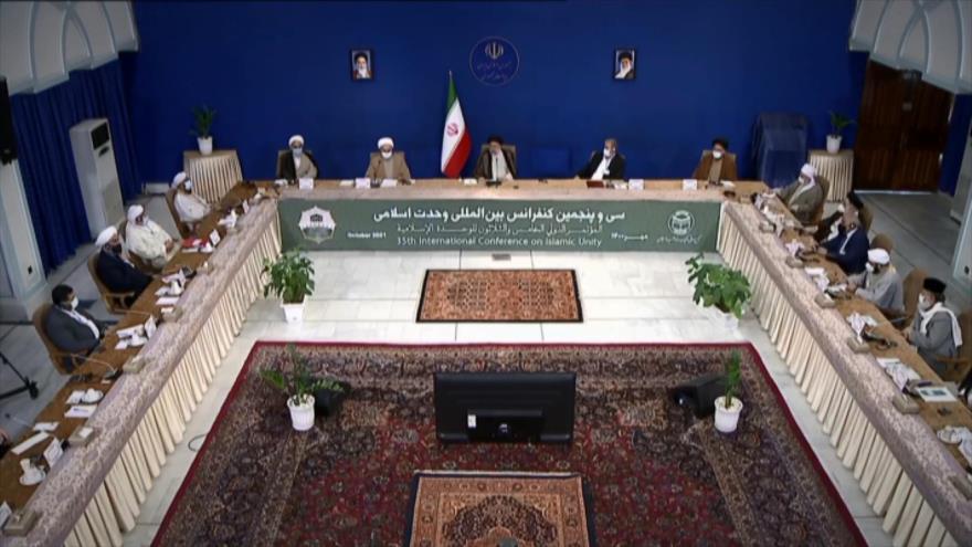 Irán Hoy: 35.ª Conferencia de Unidad Islámica