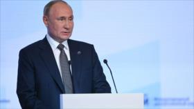 Putin condiciona la eliminación de Talibán de lista de terroristas