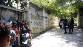 Otro colombiano detenido en caso Jovenel Moise; exmilitar Palacios
