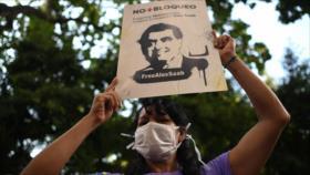Colombia confisca bienes del diplomático venezolano Alex Saab