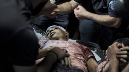 "Irán urge a ONU a responsabilizar a Israel por ""actos inhumanos"""