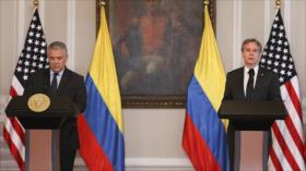 Venezuela impugna: Blinken viajó a Colombia para planificar ataques