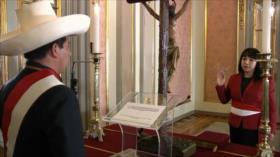Primera ministra de Perú culmina diálogo por investidura
