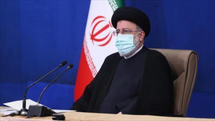 Encuesta de Gallup: 72 % de iraníes aprueba gestión de Raisi